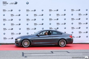 BMW Festival. Red Carpet