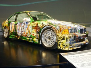 bmw art cars 2011 muenchen 24